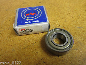 high temperature NSK 6202ZZC3 Bearing C Series