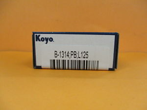 high temperature KOYO B-1314 BEARING