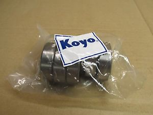 high temperature  KOYO 63032RS BEARING RUBBER SEALED 6303 2RS  17x47x14 mm