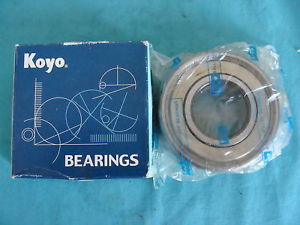 high temperature  OLD STOCK KOYO DEEP GROOVE SINGLE ROW BEARING 6307ZZC3