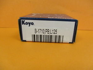 high temperature KOYO B-1710 BEARING