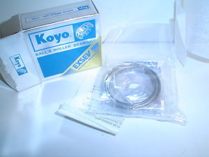 high temperature Koyo Radial Bearing SV6808ZZST Large Bore Precision