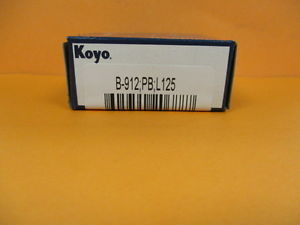 high temperature KOYO B-912 BEARING