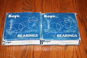 high temperature (Lot of 2) Koyo 22216 RHR Spherical Roller Bearings  *  *