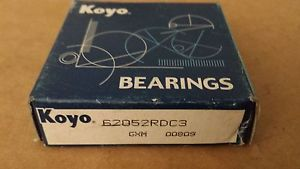 high temperature  IN BOX – OLD STOCK KOYO BEARING | MODEL 62052RDC3 GXM 00809