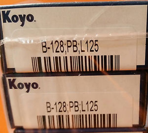 high temperature KOYO B-128 BEARING