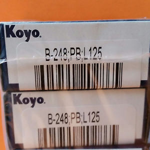 high temperature KOYO B-248 BEARING