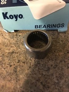 """high temperature Koyo B-98 Needle Roller Bearing, Full Complement Drawn Cup, Open, Inch, 9/16"""""""