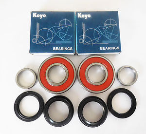 high temperature OEM KOYO Rear Axle Bearing & Seal Set Toyota Pick Up / Tacoma / 4Runner W/O ABS