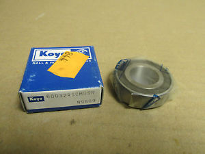 high temperature NIB KOYO 60032RS BEARING RUBBER SHIELD BOTH SIDES 6003 2RS 17x35x10 mm