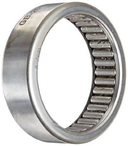 high temperature Koyo GB-2610 Precision Needle Roller Bearing, Full Complement Drawn Cup, Open,