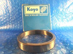"""high temperature KOYO 394A Tapered Roller Bearing Single Cup (=Timken, RBC, SKF) Japan, 4.331"""" OD"""