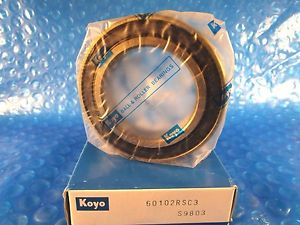 high temperature KOYO 6010 2RS C3, 6010 2RSC3, Single Row Radial Bearing, =2 SKF,NTN,Timken9110PP