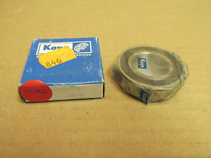 high temperature NIB KOYO 60052RS BEARING RUBBER SHIELD BOTH SIDES 6005 2RS 25x47x12 mm