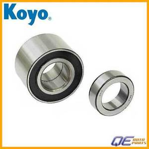 high temperature Rear Toyota Celica Supra Corolla Sport Wheel Bearing Kits 0442114010 Koyo
