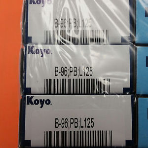 high temperature KOYO B-96 BEARING
