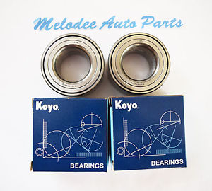 high temperature 2 KOYO / NSK Japanese FRONT Wheel Bearing for TOYOTA / SCION   90080-36136
