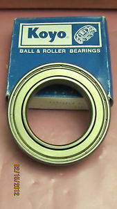 high temperature Koyo Bearing 6011ZZC4 GBJ 6011ZZC4GBJ 6011ZC4 NIB