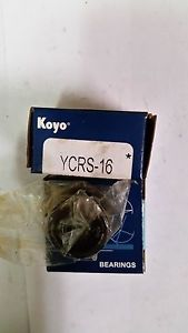 high temperature Lot of 2 Koyo YCRS-16 bearings