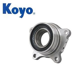 high temperature KOYO Wheel Bearing REAR LEFT 2DACF049N1CR 424600C010