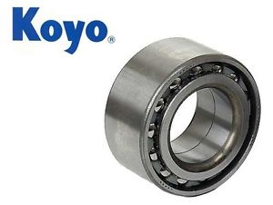 high temperature KOYO Wheel Bearing FRONT DAC3872W8CS81 9036938011