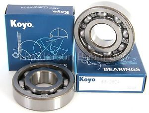 high temperature Koyo series 62002RSC3