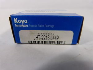 high temperature Koyo JHT-2213 Needle Roller Bearing !  IN BOX !