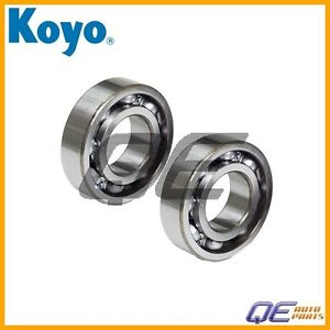 high temperature 2 Rear Wheel Bearings Koyo 91053634008 For: BMW 1602 Honda Odyssey 2008 – 2010