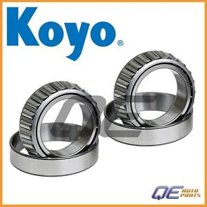 high temperature 2 Front Inner Wheel Bearing 9036845087 Koyo For: Kia Sportage 95-02 Lexus Mazda