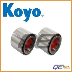 high temperature 2 Rear Wheel Bearings Koyo 28016AA030 For: Subaru Forester 2.5L Impreza Legacy