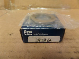 high temperature Koyo Thrust Roller Bearing Washer TRD-1625 L125 TRD1625 L125 New