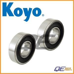 high temperature 2 Rear Wheel Bearing NSK 8944298470 For: Acura SLX Isuzu Amigo Trooper VehiCROSS
