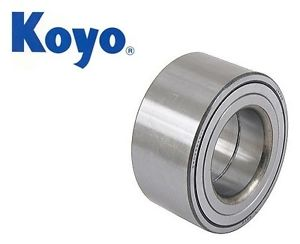 high temperature KOYO Wheel Bearing FRONT DAC4584W1CS81 9008036193