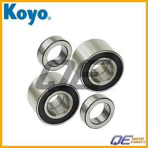 high temperature 2 Rear Toyota Celica Supra Corolla Sport Wheel Bearing Kits 0442114010 Koyo