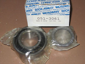 high temperature WHEEL BEARING WITH SPACER -fits 67-88 Toyota cars – Beck/Arnley 051-3061