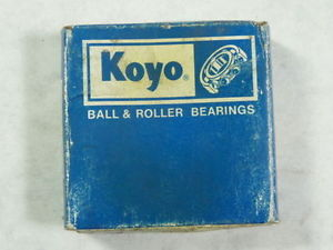high temperature Koyo 60072RSC3GSR Roller Bearing 35mm x 62mm x 14mm !  IN BOX !