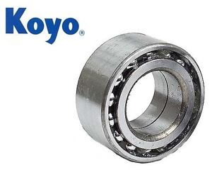 high temperature KOYO Wheel Bearing FRONT DAC4074CWCS73 MR449797