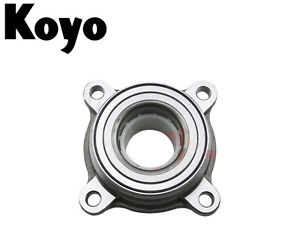 high temperature KOYO Japanese OEM FRONT Wheel Bearing with Housing 43570-60030
