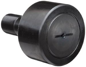 """high temperature Koyo CRS-28 Track Roller, Standard Stud, Sealed/Slotted, Inch, Steel, 1-3/4"""""""