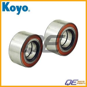 high temperature 2 Front Wheel Bearing 91051SB0028 For: Honda Accord 85 Sei 1.8L FI Prelude 85-87