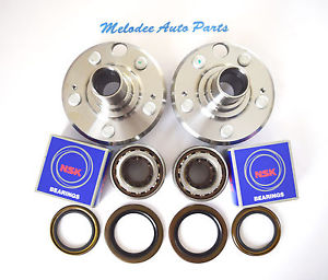 high temperature 2 NSK / KOYO Japanese REAR Bearing & REAR Wheel Hub Set for LEXUS LS400  93-00