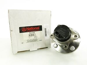 high temperature  National Wheel Bearing & Hub Assembly Front 513162 Toyota MR2 Spyder 2000-05