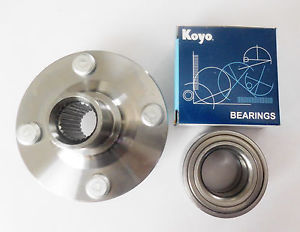 high temperature 1 NSK / KOYO Front Bearing & 1 Hub Set Toyota ECHO 00-05 / Scion  xA , xB  04-06