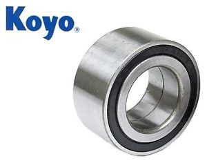 high temperature KOYO Wheel Bearing FRONT DAC4889W2RSCS94 44300SP0008