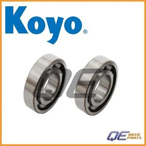 high temperature 2 Rear Inner Wheel Bearings 4321021000 Fits: Infiniti Mitsubishi Nissan Subaru