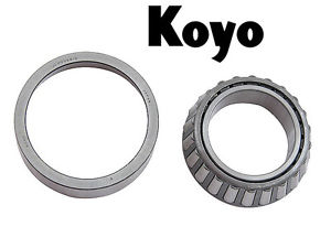 high temperature KOYO Japanese OEM FRONT INNER Wheel Bearing  90080-36098
