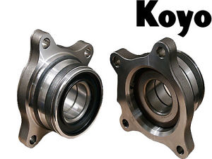 high temperature KOYO Japanese OEM REAR RIGHT Wheel Bearing with Housing 42450-60050