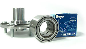 high temperature KOYO OEM Wheel Bearing  w/ Front Hub   841-81005 for Nissan Quest '93-'02