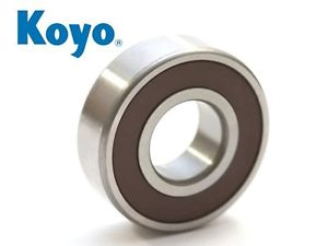 high temperature Genuine Koyo 6005 2RS Bearing (25x47x12 mm)