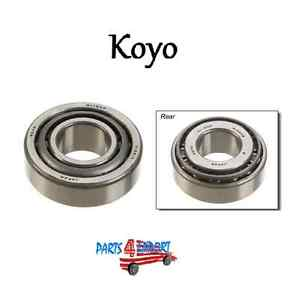 high temperature  Front Wheel Bearing Koyo for Nissan Isuzu Mercedes W115 Porsche D0215F1700
